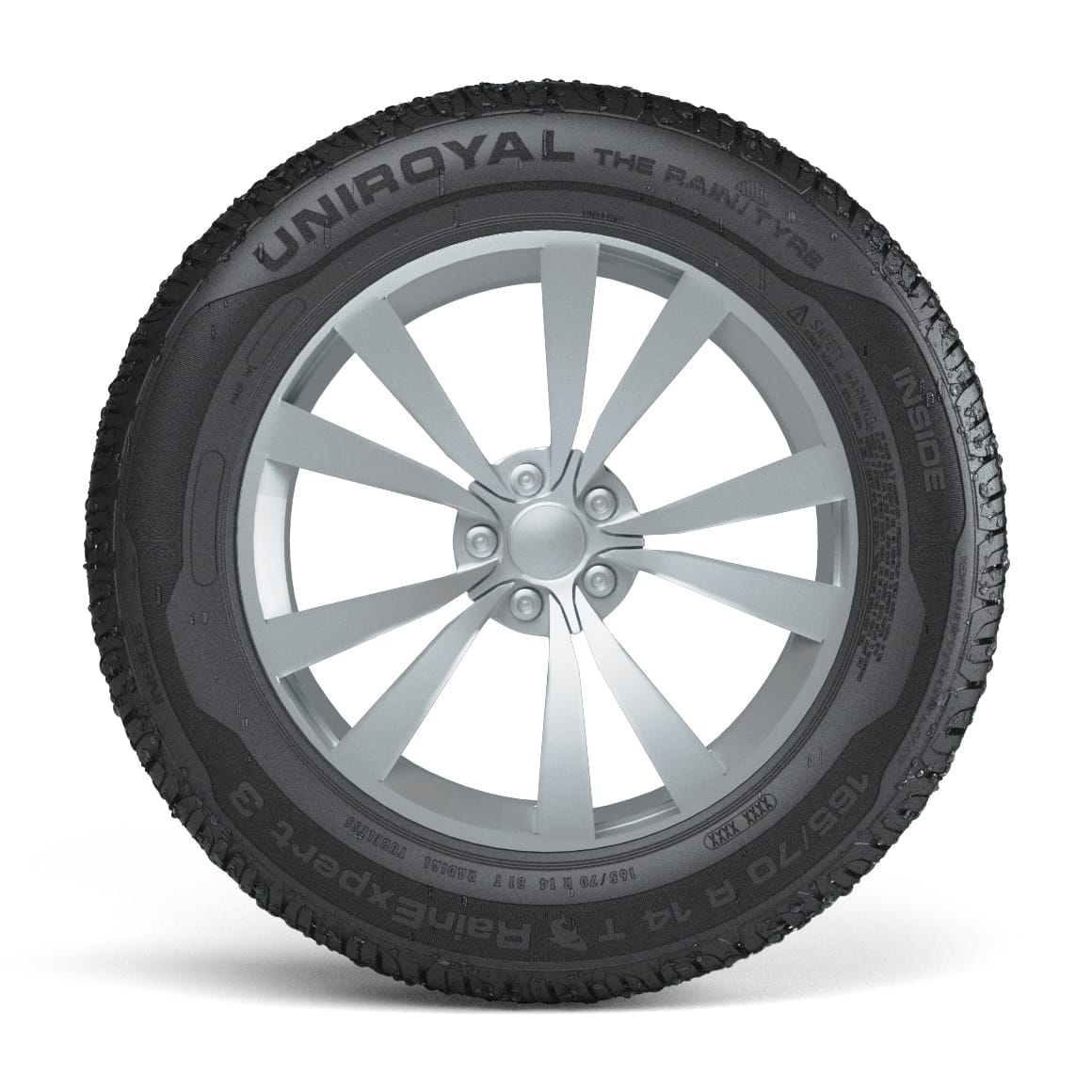 uniroyal rainexpert 3 the summer tyre for wet roads. Black Bedroom Furniture Sets. Home Design Ideas